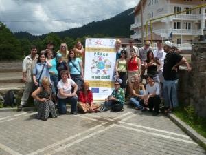 Training in Bakuriani, 15-20 luglio, Georgia