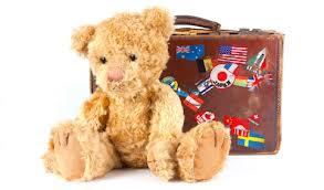 orso valigia